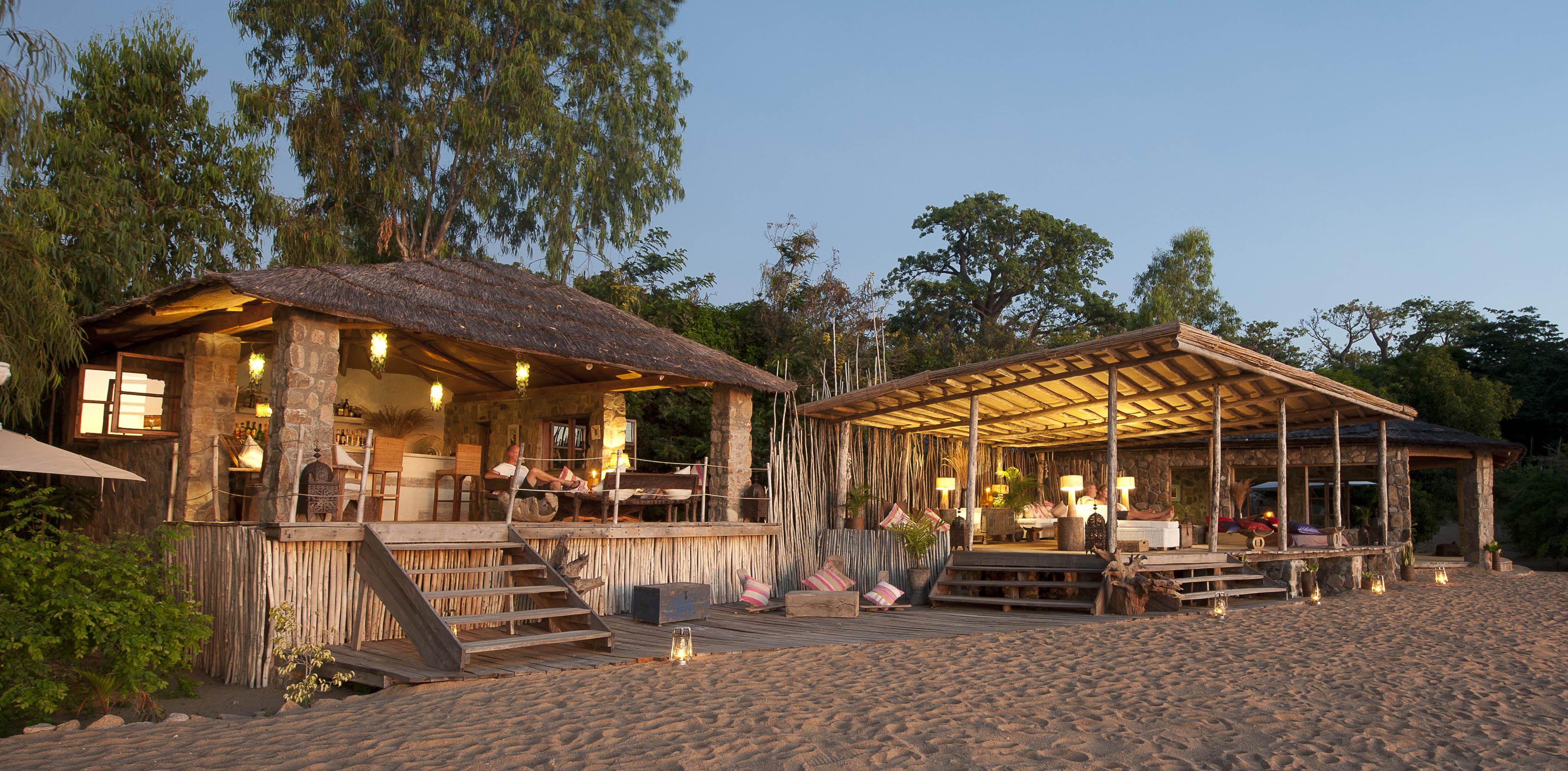 Kaya Mawa Lodge Malawi Exterior
