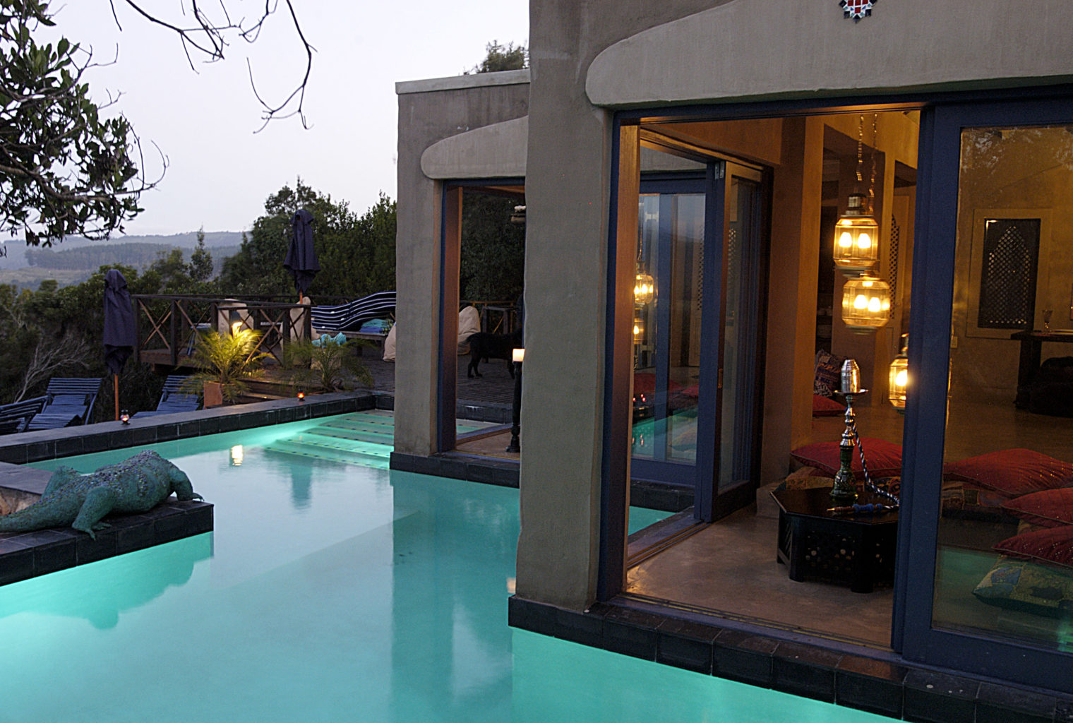 Phantom Forest South Africa Exterior Pool