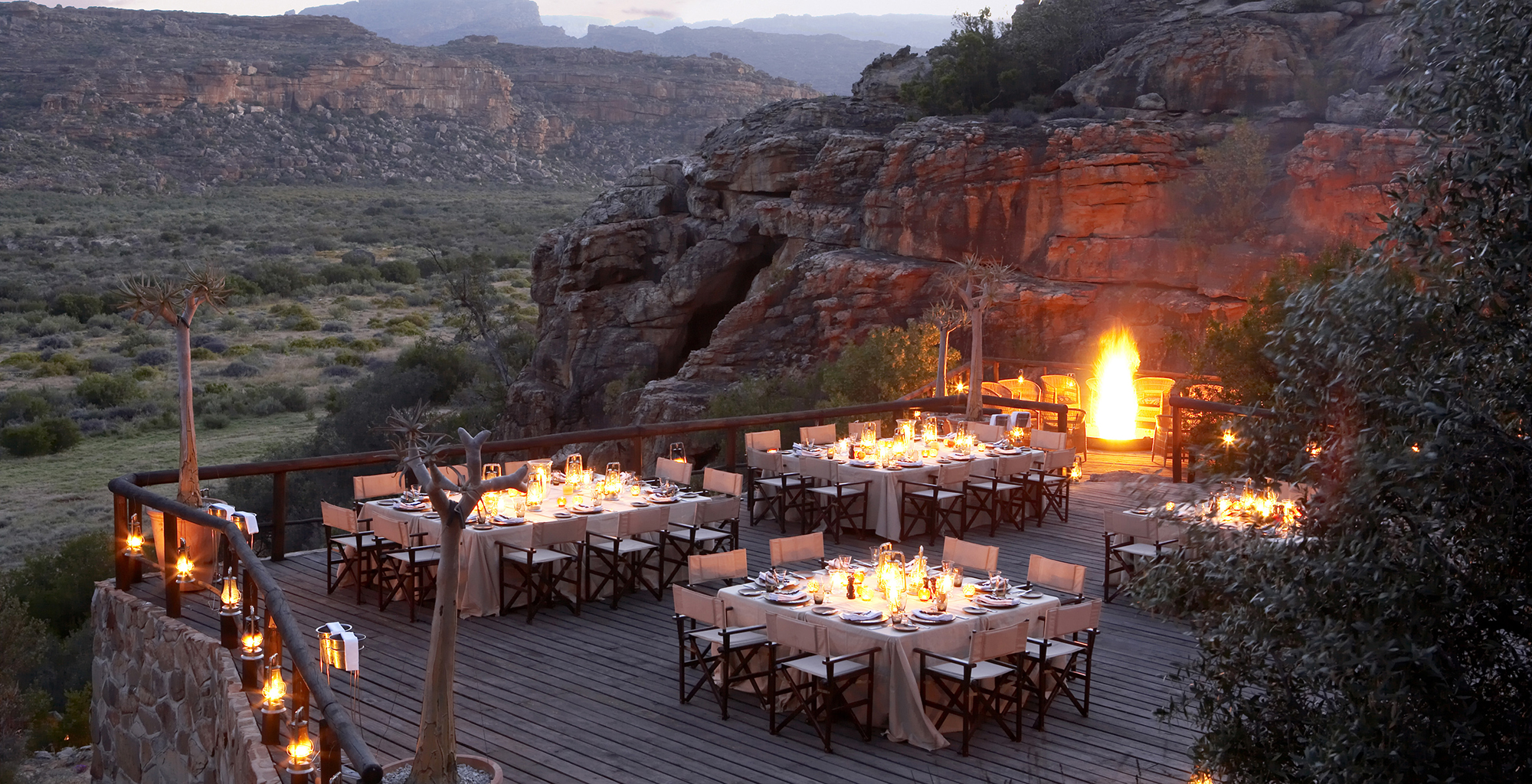 South-Africa-Bushmans-Kloof-Dining-Deck