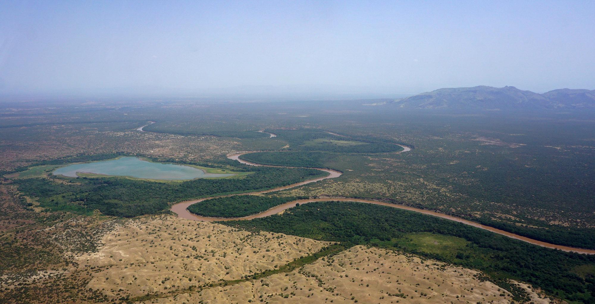 Ethiopia-Omo-Valley-Aerial