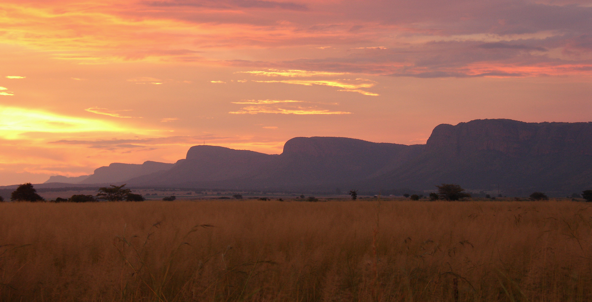 South-Africa-Waterberg-Seven-Sisters