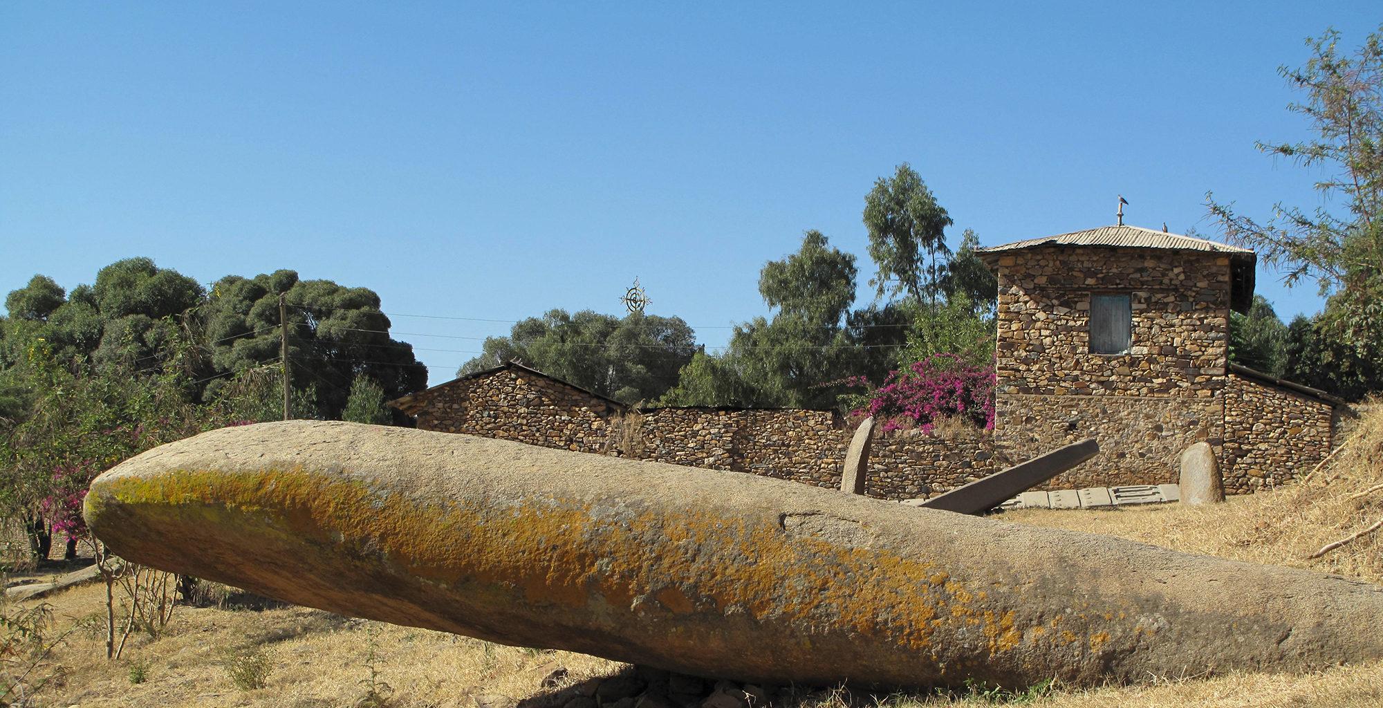 Ethiopia-Axum-Architecture
