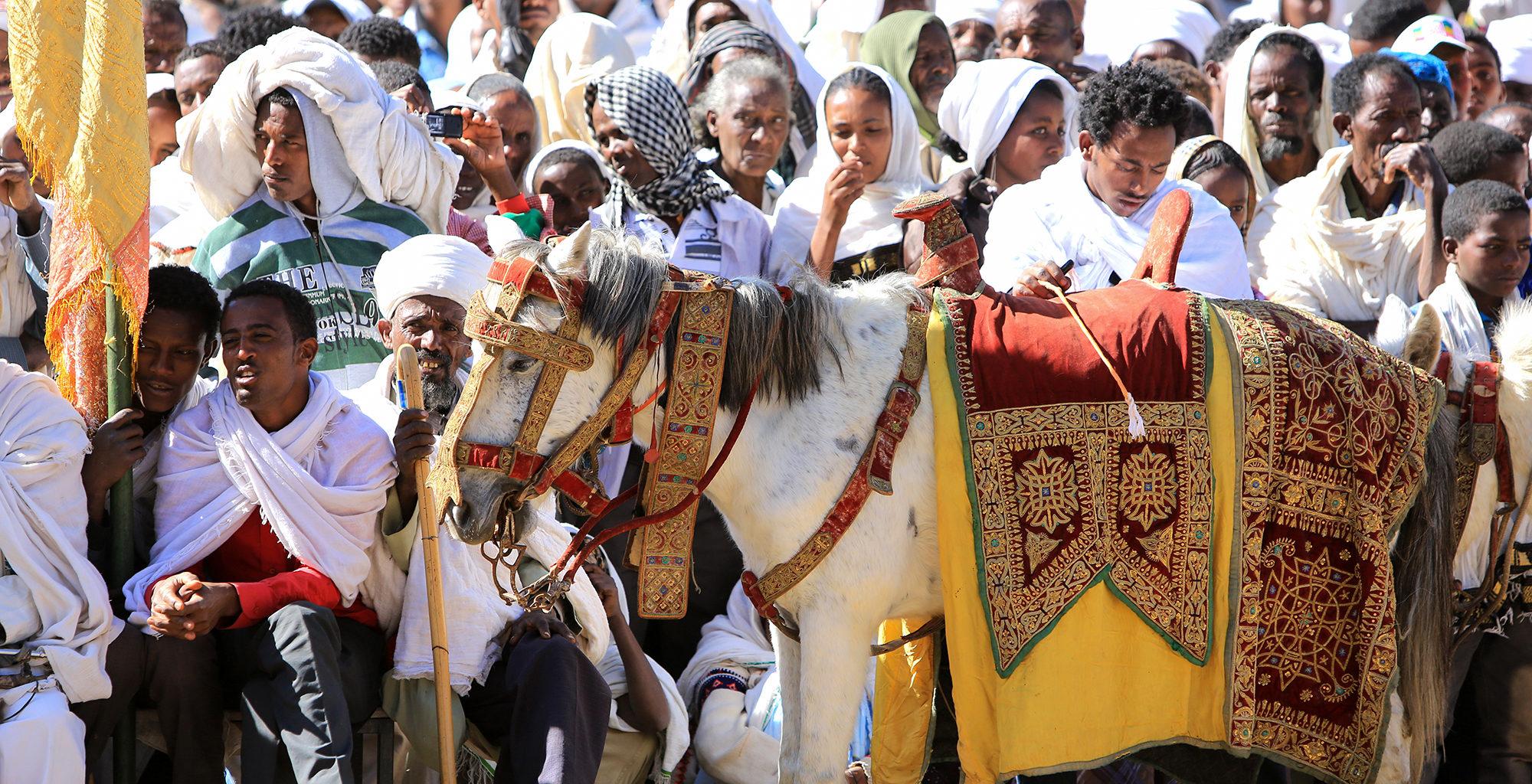 Ethiopia-Axum-Ceremony