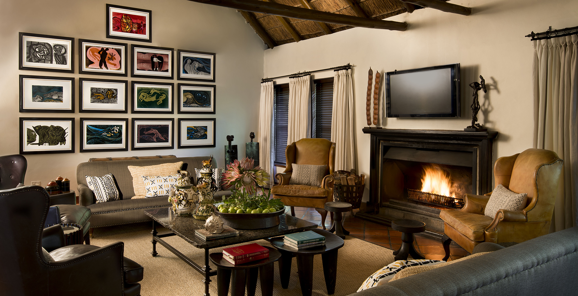 South-Africa-Bushmans-Kloof-Living-Room