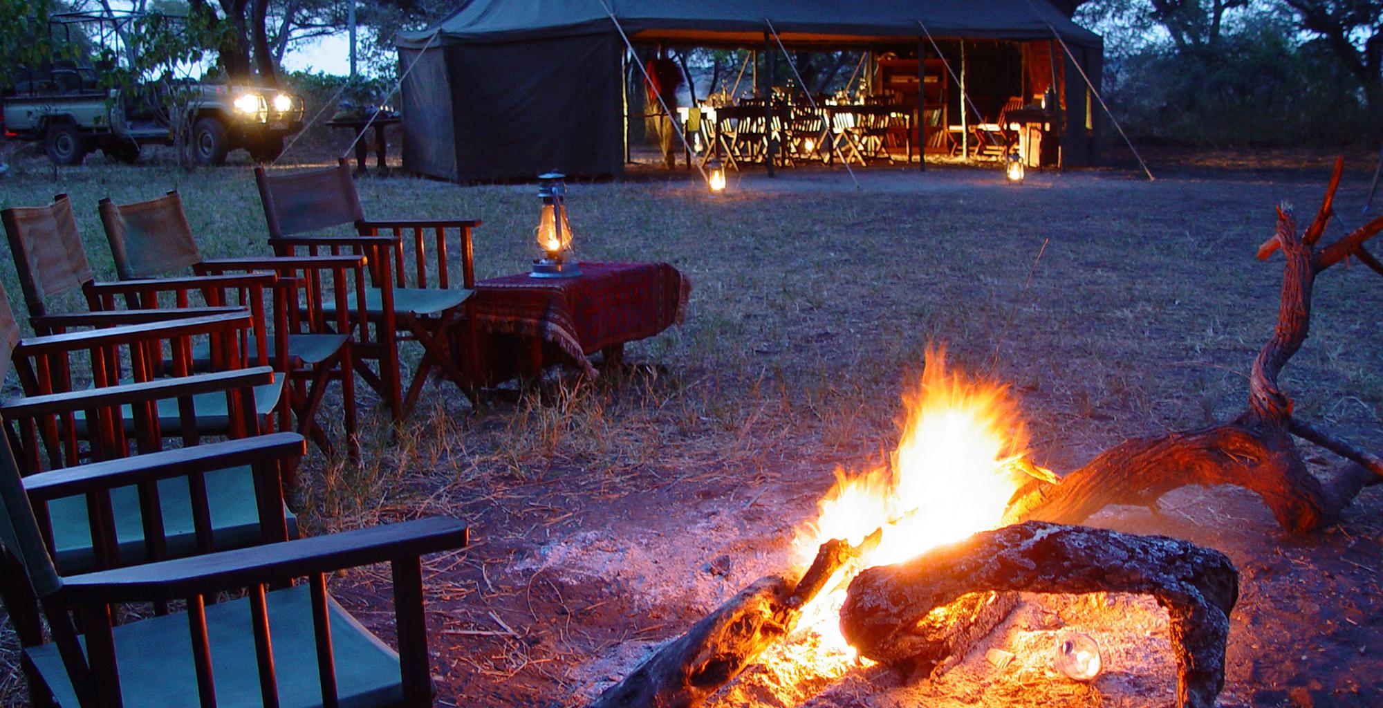 Tanzania-Chada-Katavi-Campfire