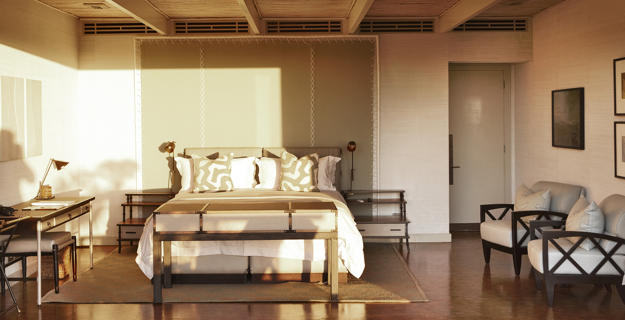 South-Africa-Delaire-Spa-Lodge-Bedroom-Interior