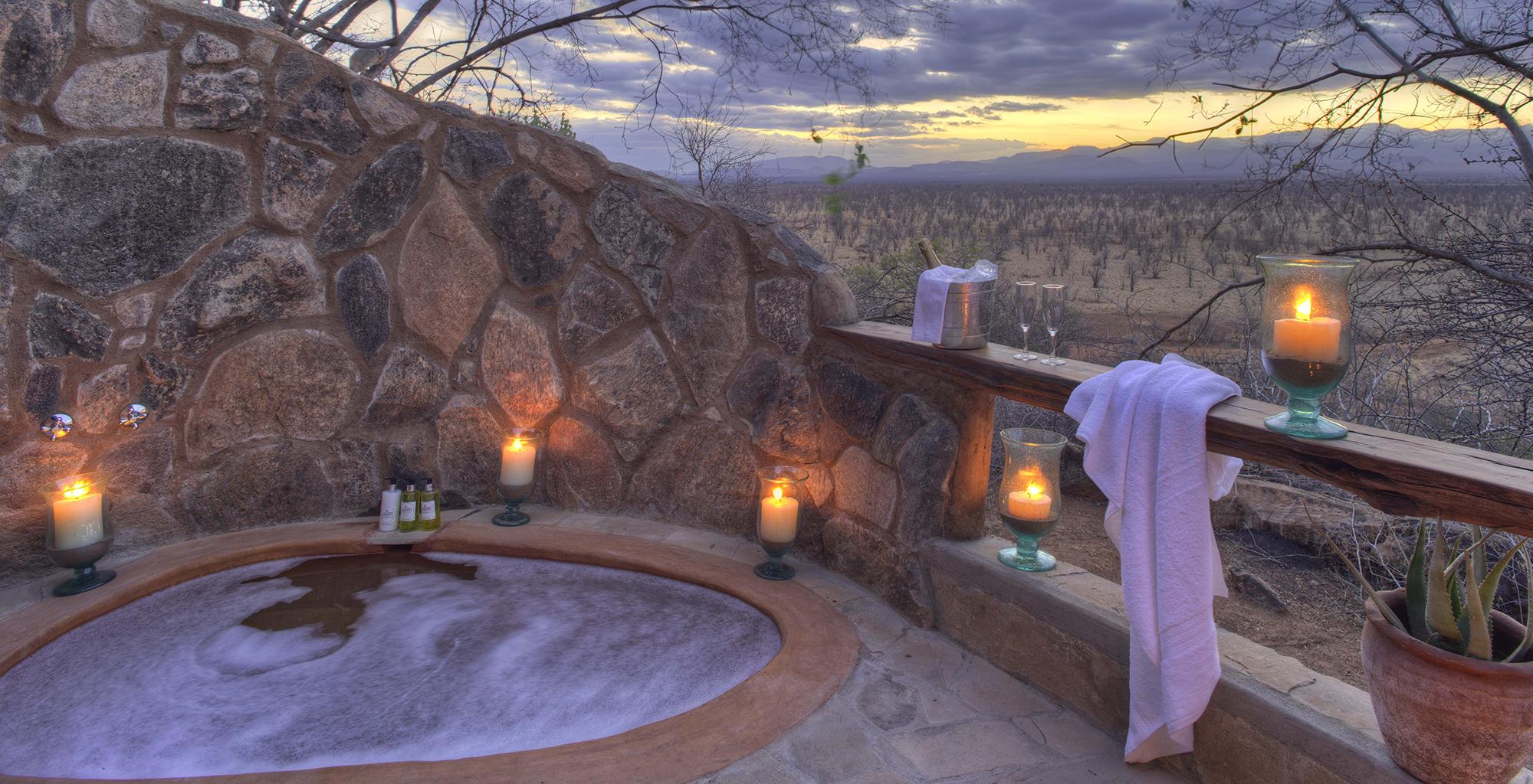 Kenya-Elsa's-Kopje-Camp-Bathing