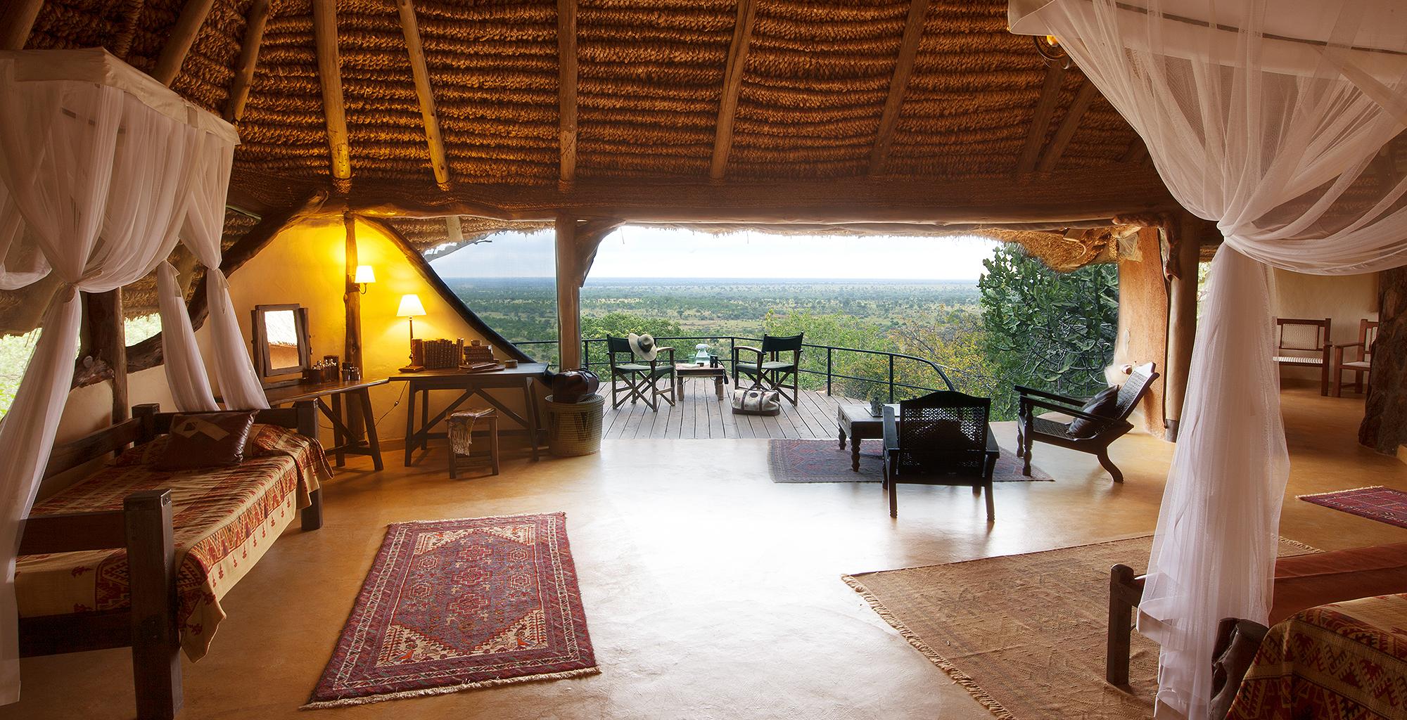 Kenya-Elsa's-Kopje-Camp-Bedroom