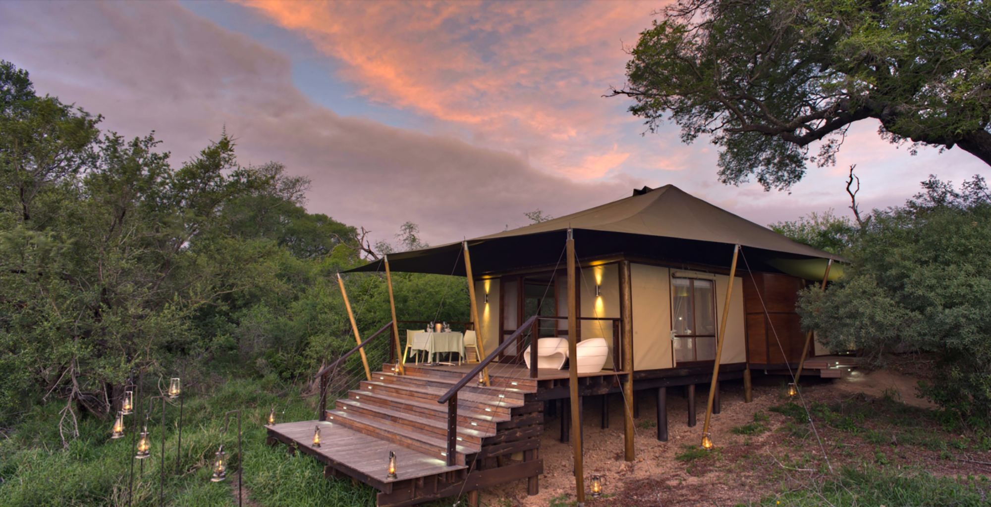 South-Africa-Ngala-Tented-Camp-Exterior