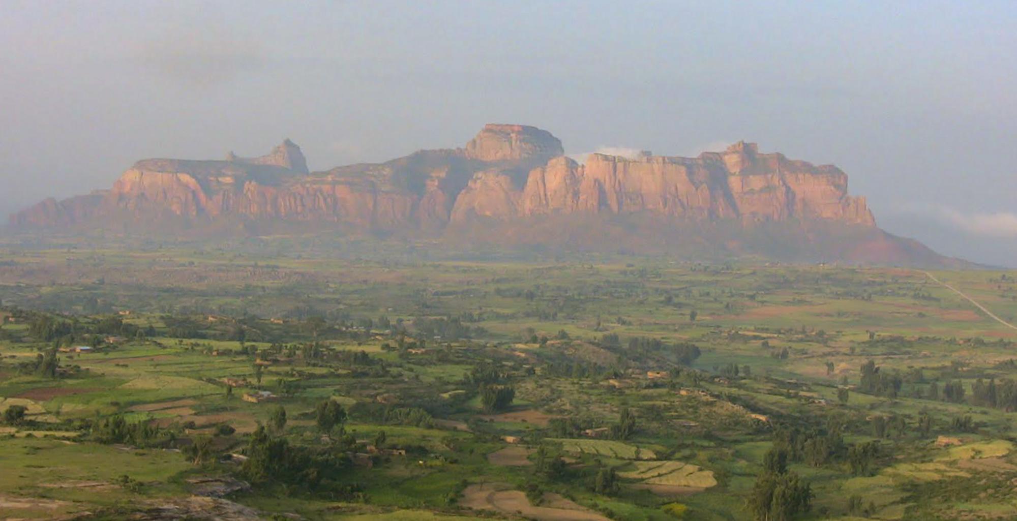 Ethiopia-Gheralta-Mekele-Mount