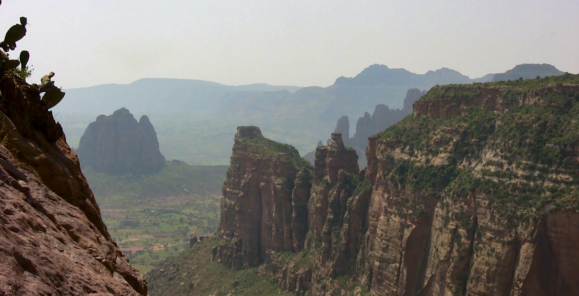 Ethiopia-Gheralta-Mekele-Pinnacles