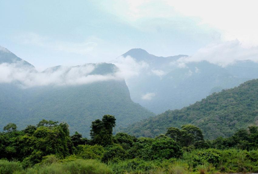 Tanzania-Mahale-Mountains-Landscape