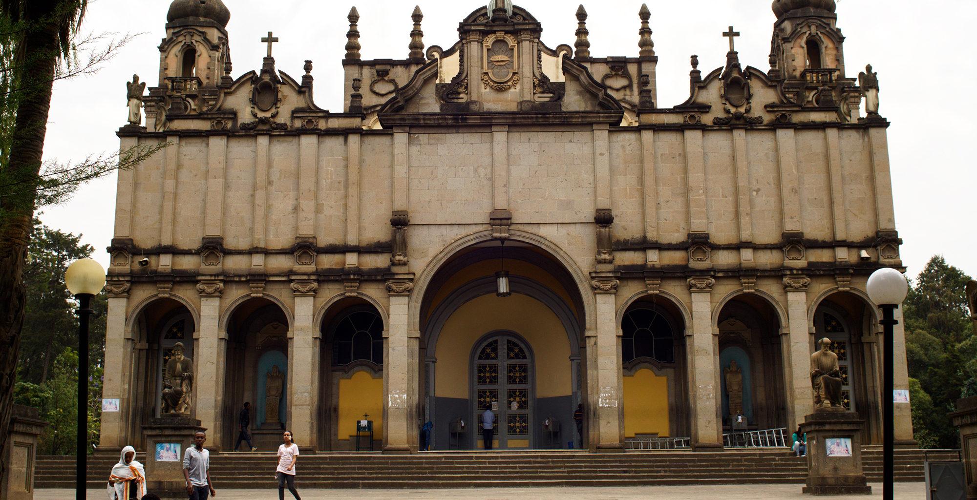 Ethiopia-Addis-Ababa-Holy-Trinity-Cathedral