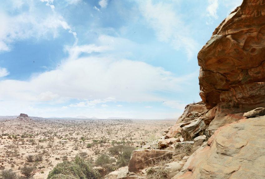 Somaliland-Laas-Geel-Landscape