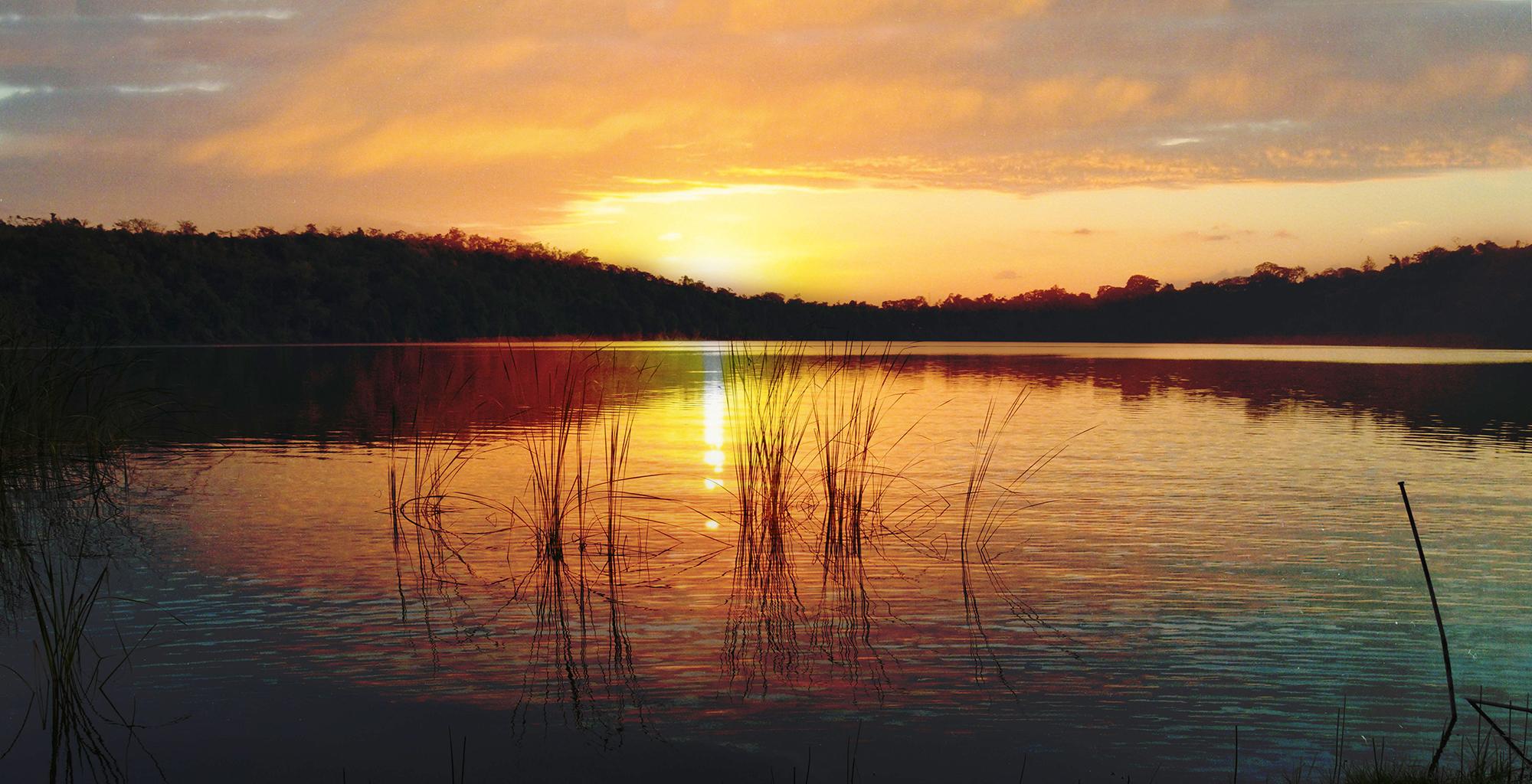 Tanzania-Arusha-Sunset