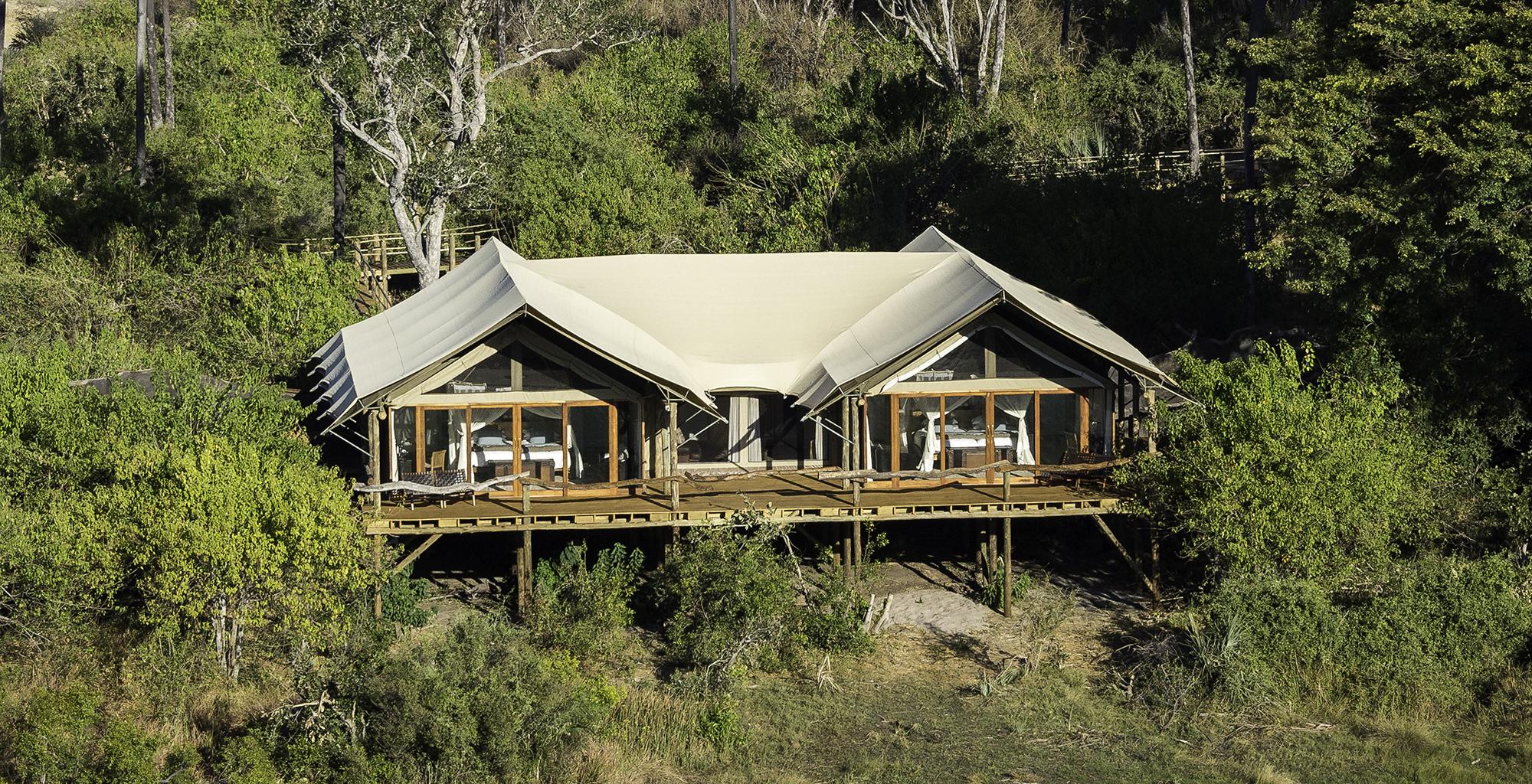 Botswana-Tubu-Tree-Camp-Exterior
