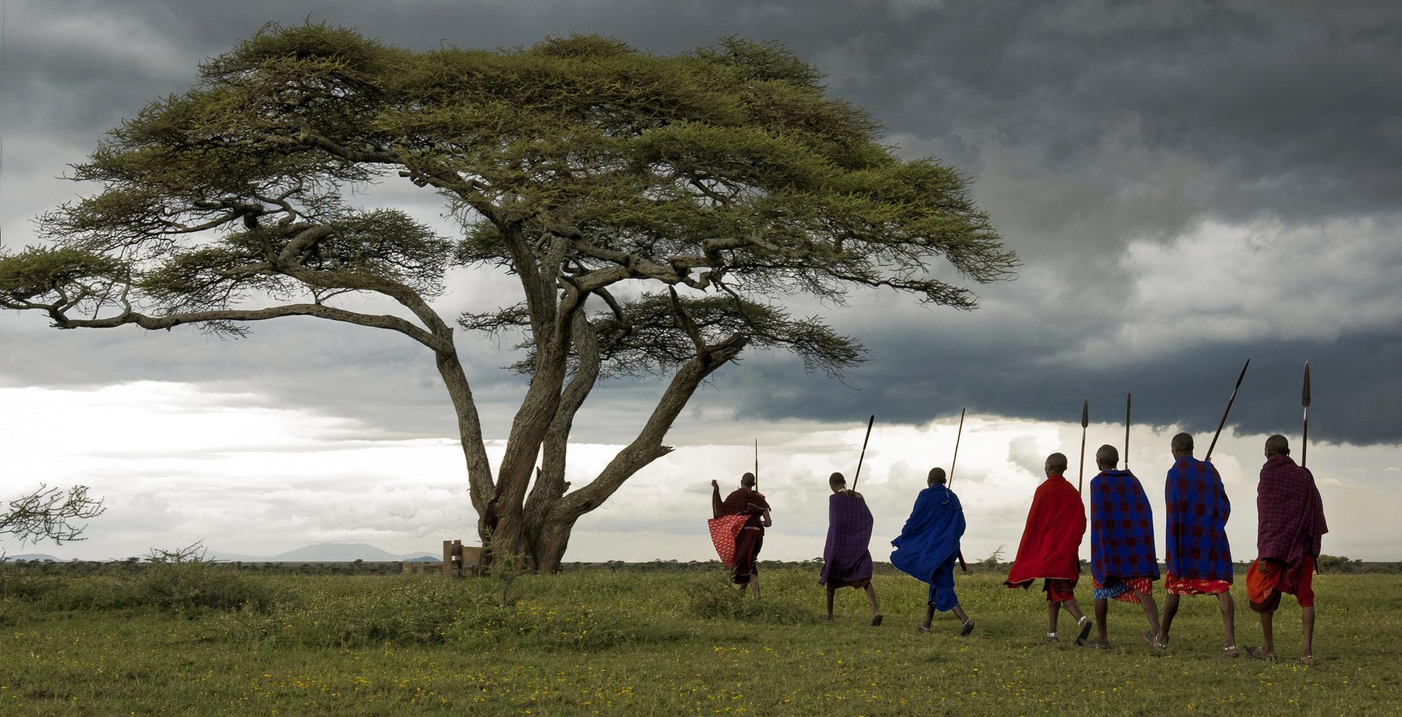 Tanzania-Loliondo-Serengeti-Community