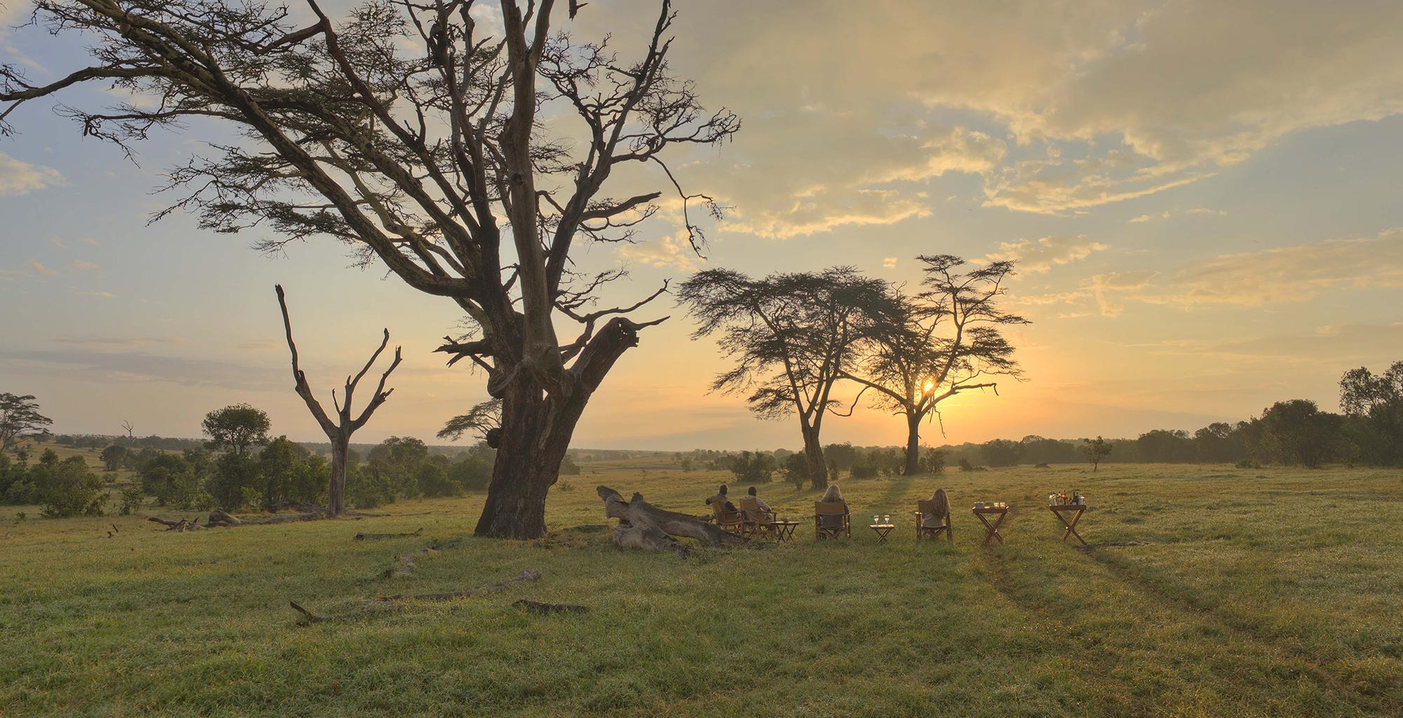 Kenya-Ol-Pejeta-Sunset