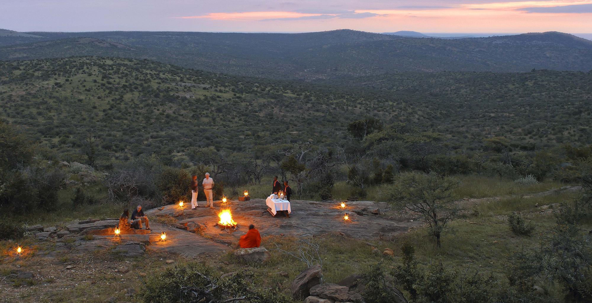 Kenya-Ol-Lentille-Camp-Fire