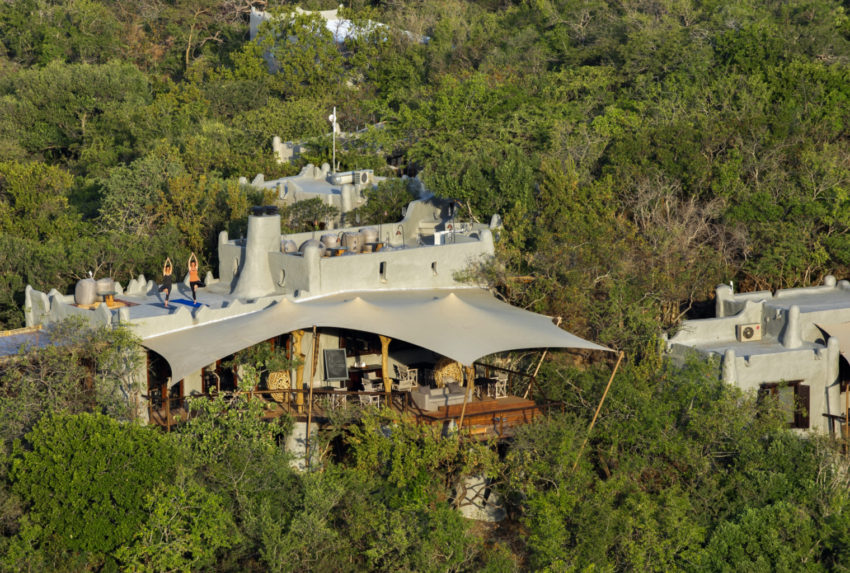 South-Africa-Phinda-Rock-Lodge-Aerial