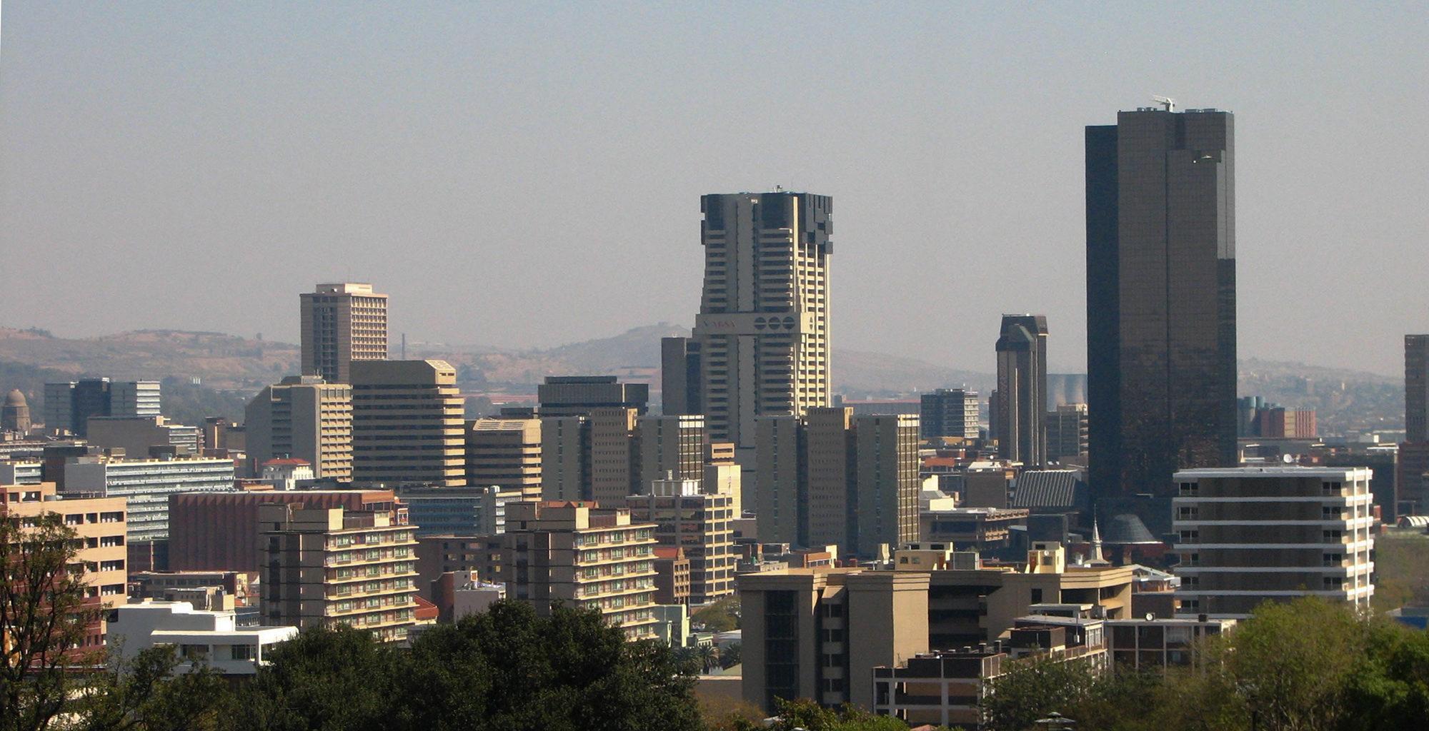 South-Africa-Johannesburg-Pretoria-Landscape