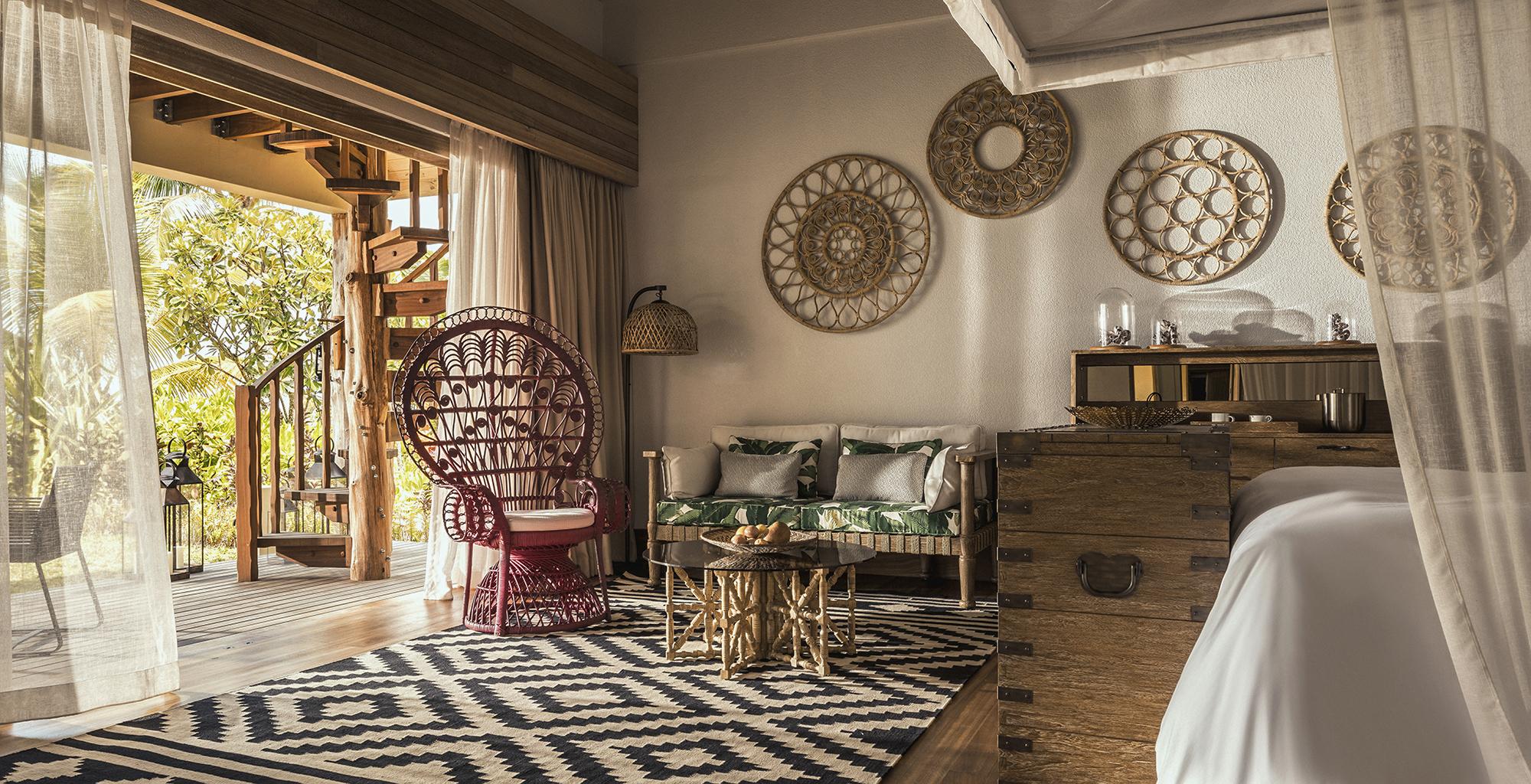 Seychelles-Desroches-Island-Resort-Bedroom-Interior