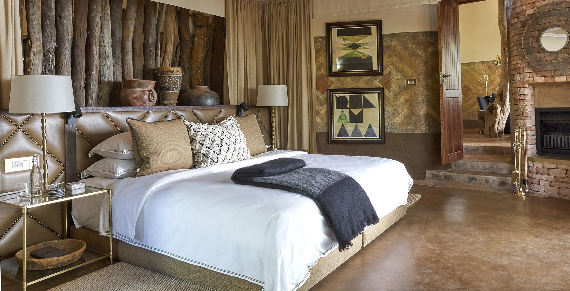 Zimbabwe-Singita-Pamushana-Bedroom