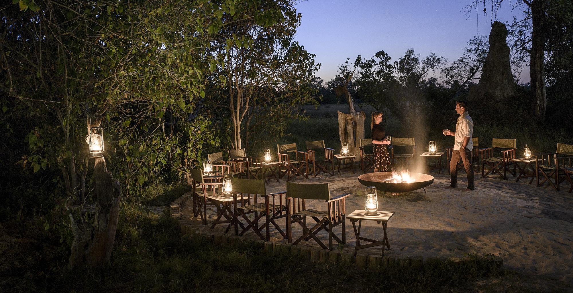 Botswana-Stanley-Camp-Fire