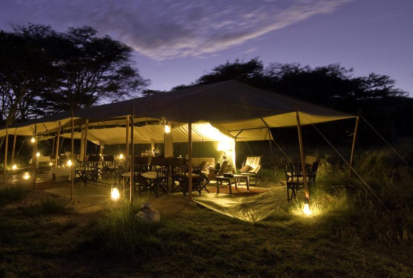 Tanzania-Suyan-Camp-Mess-Exterior