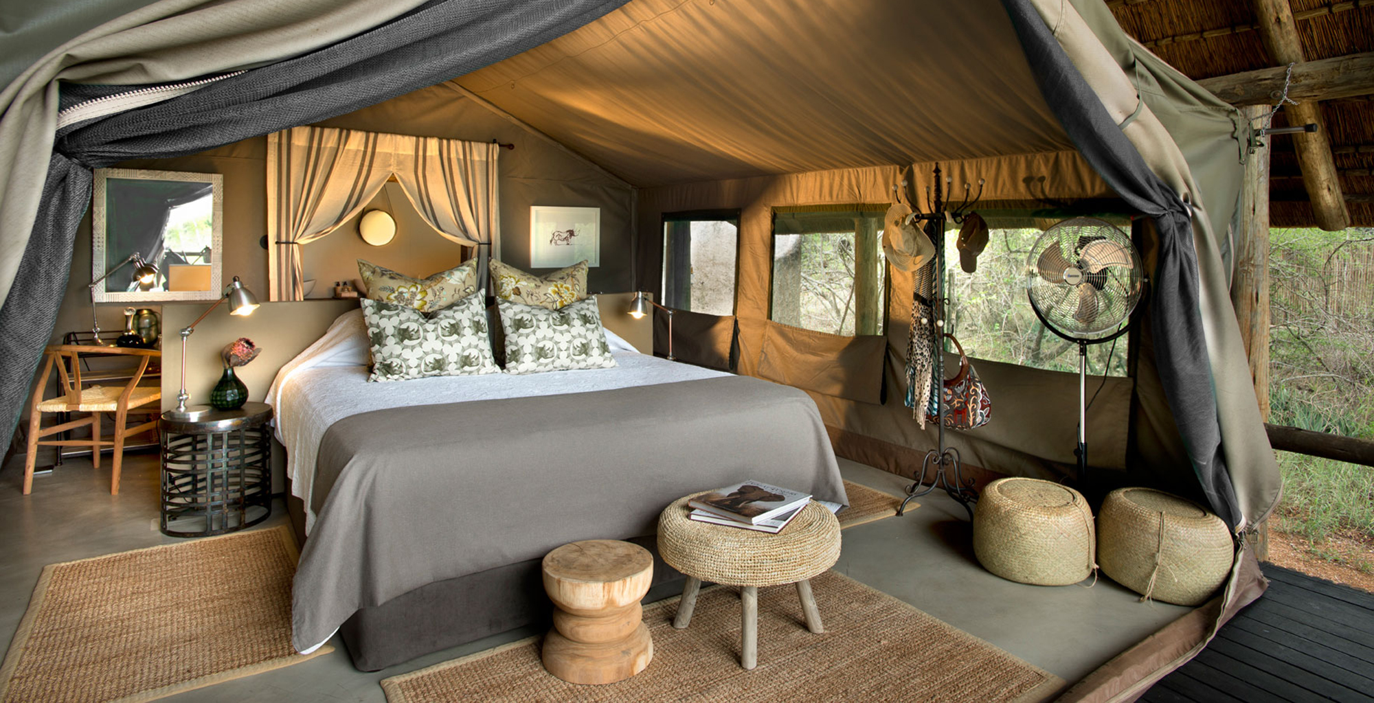 South-Africa-Tanda-Talu-Bedroom