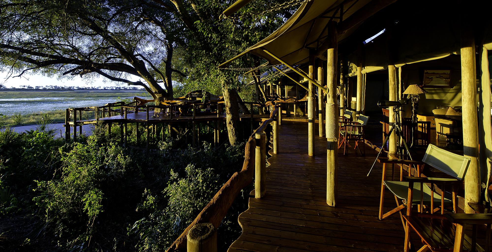 Botswana-Tubu-Tree-Camp-Deck
