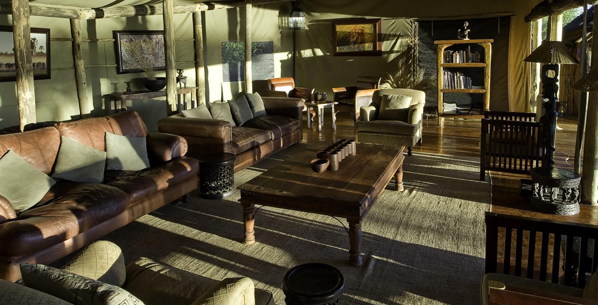 Botswana-Tubu-Tree-Camp-Lounge