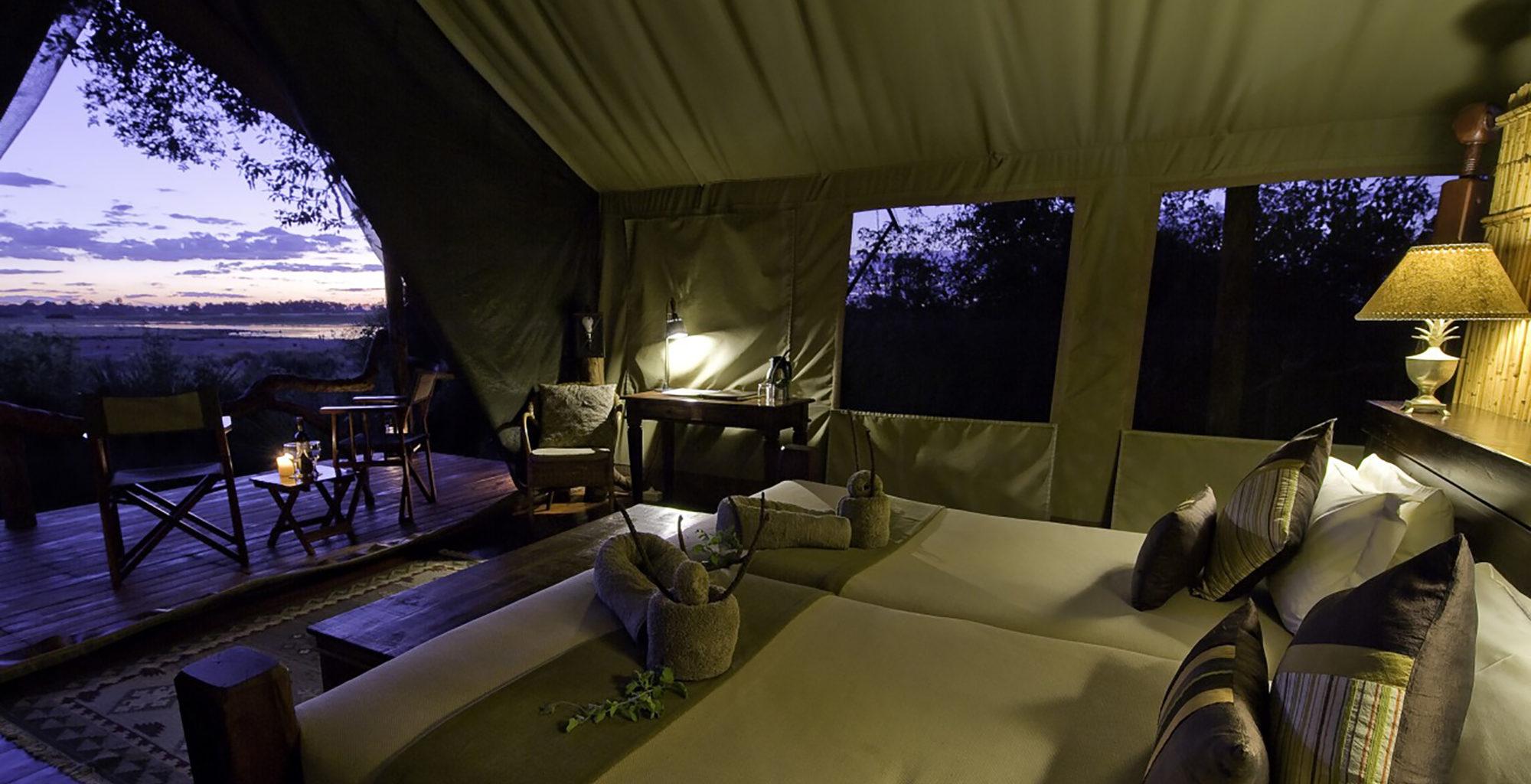 Botswana-Tubu-Tree-Camp-Bedroom