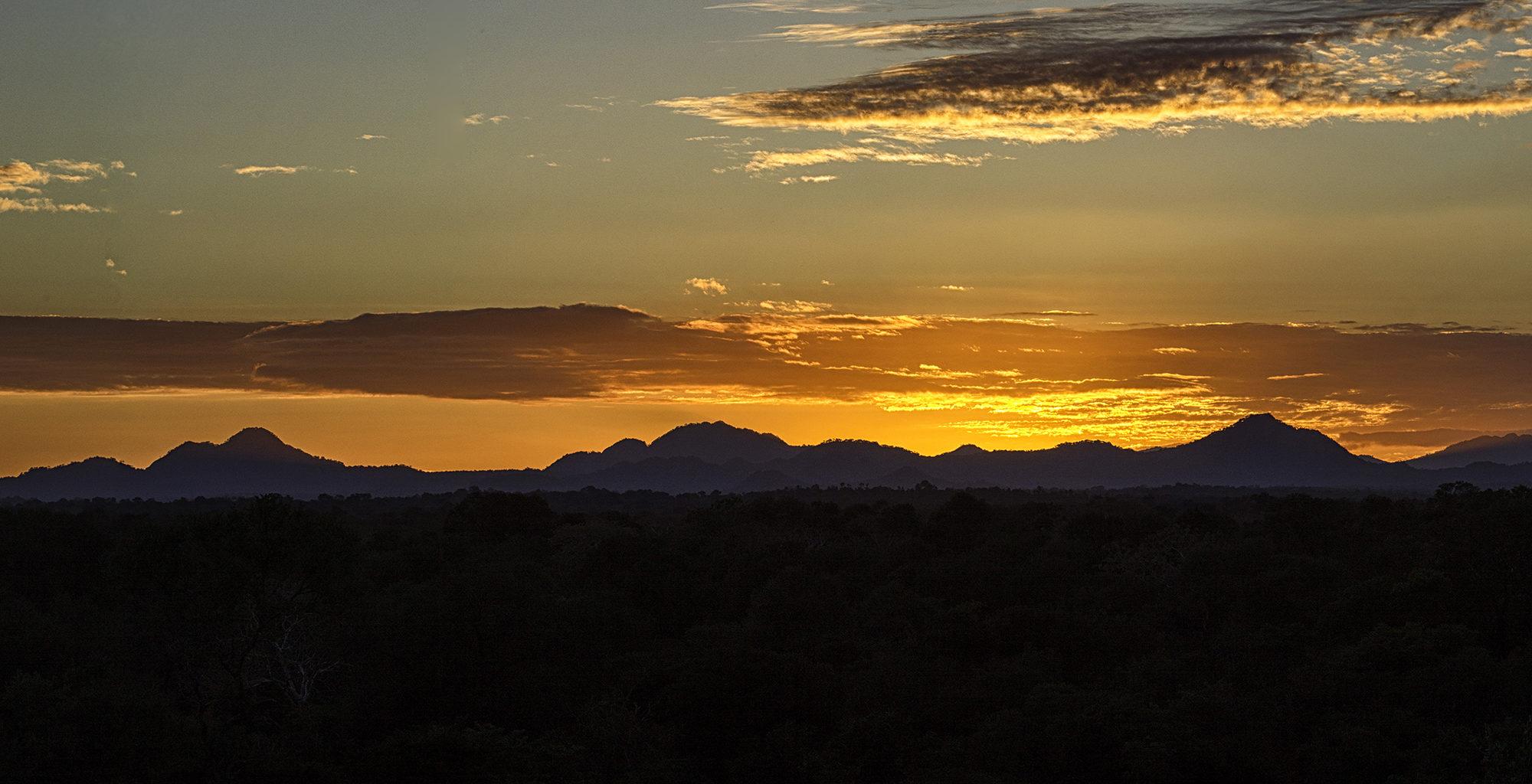 Malawi-Majete-Wildlife-Reserve-Sunset