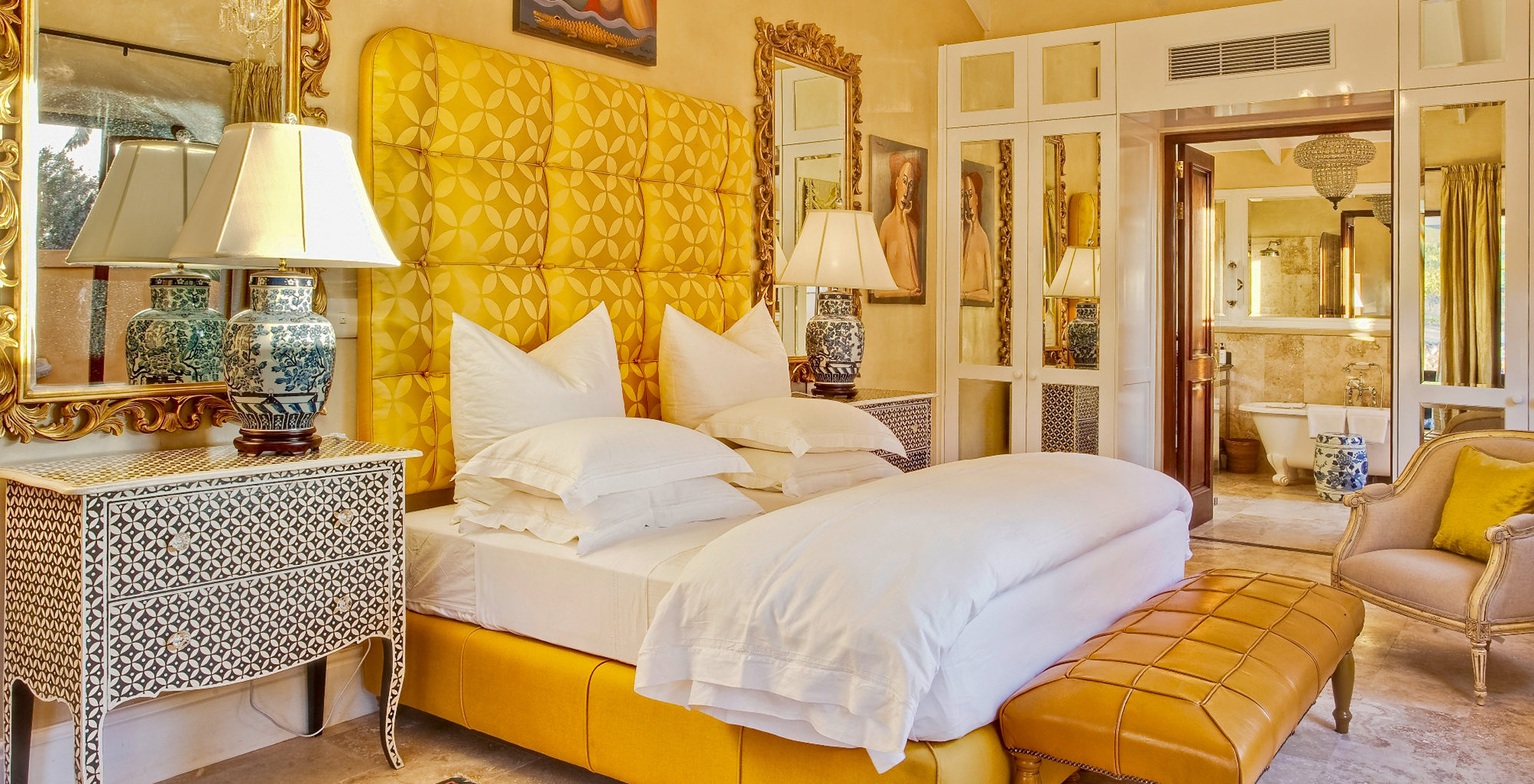 South-Africa-La-Residence-Bedroom