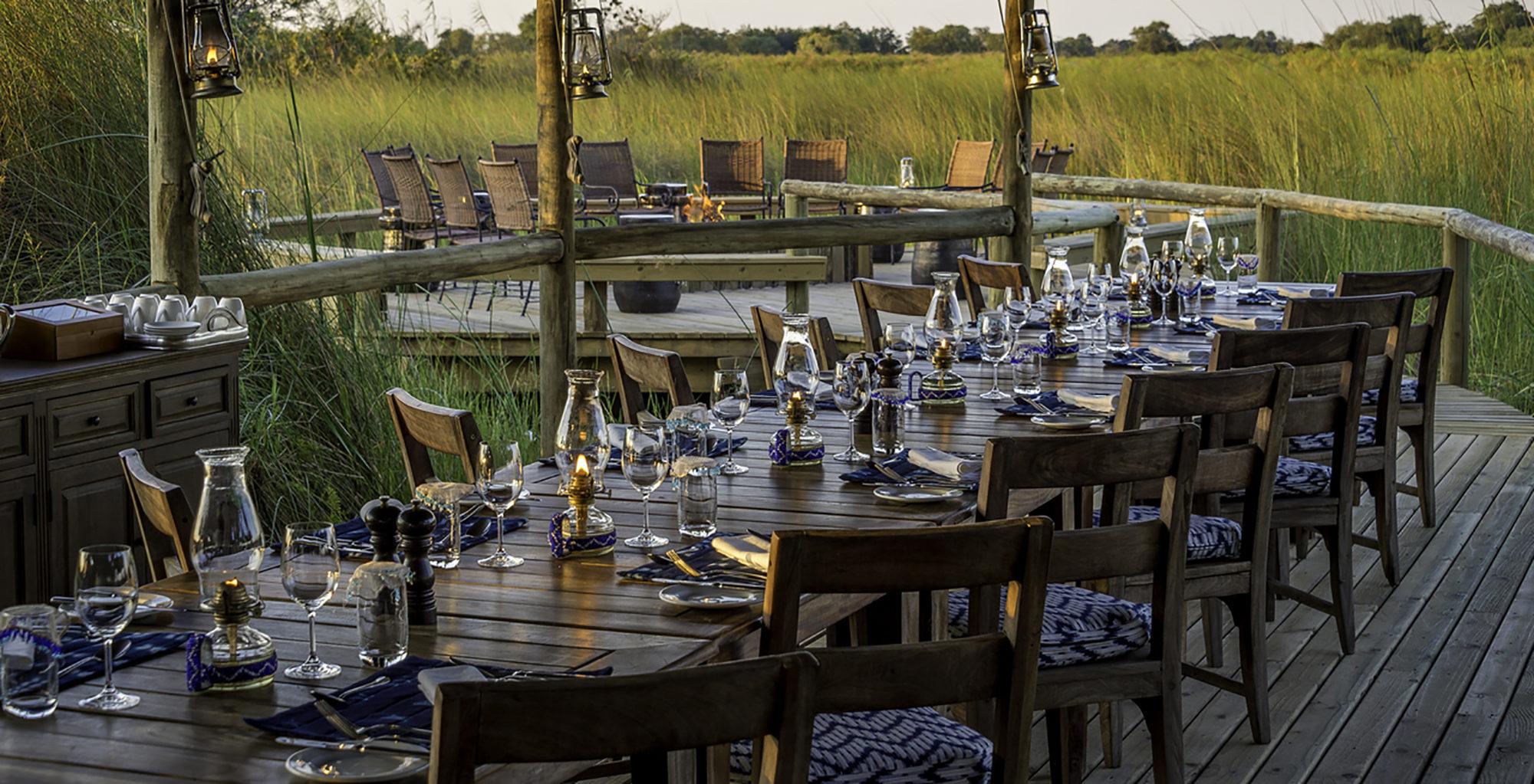 Botswana-Little-Vumbura-Dining