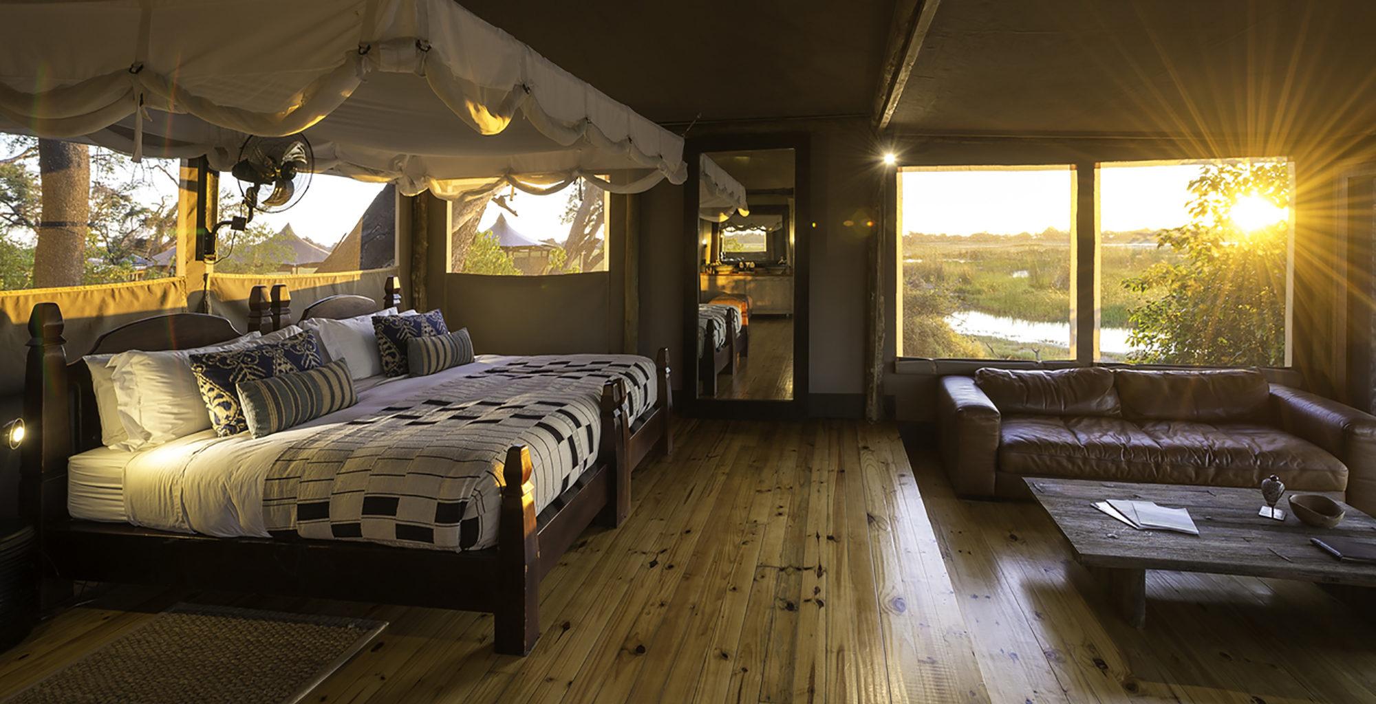 Botswana-Little-Vumbura-Bedroom