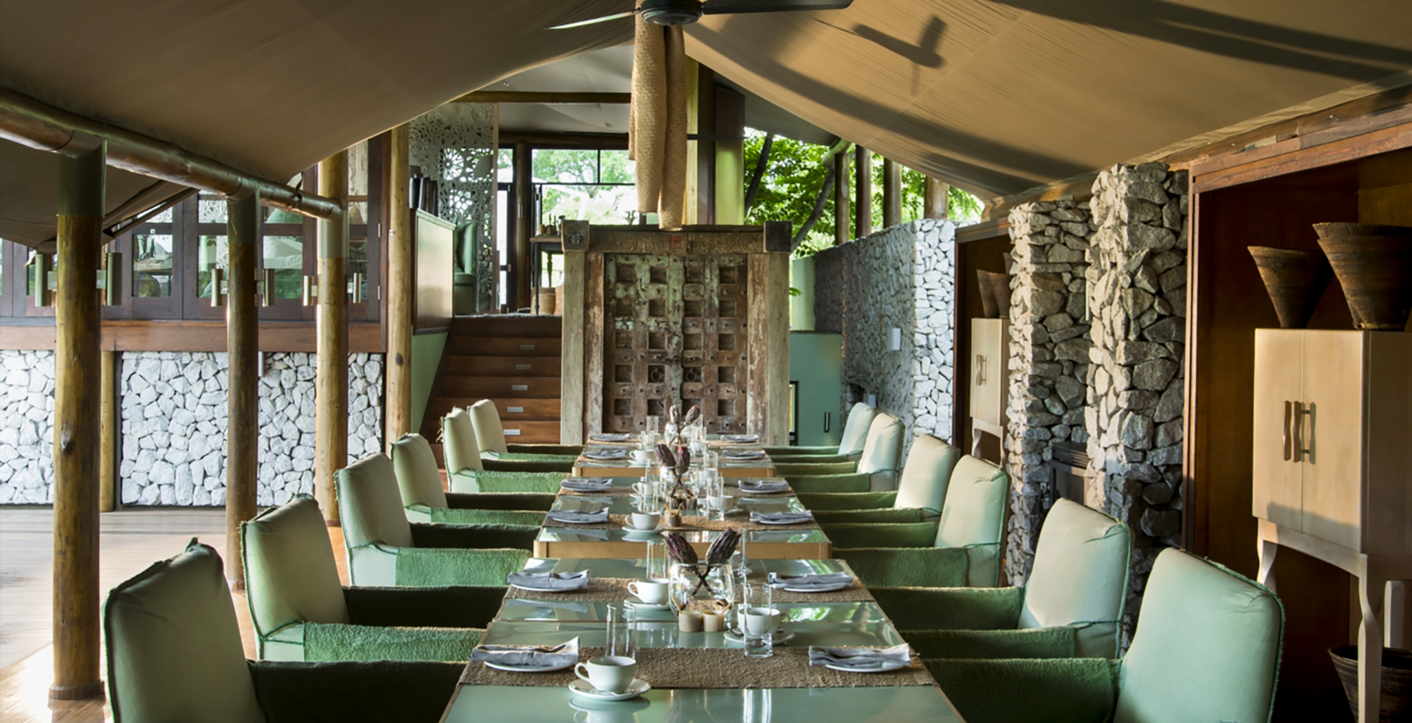 South-Africa-Ngala-Tented-Camp-Dining