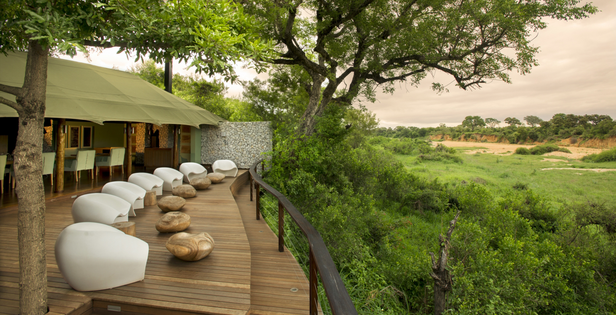 South-Africa-Ngala-Tented-Camp-Deck