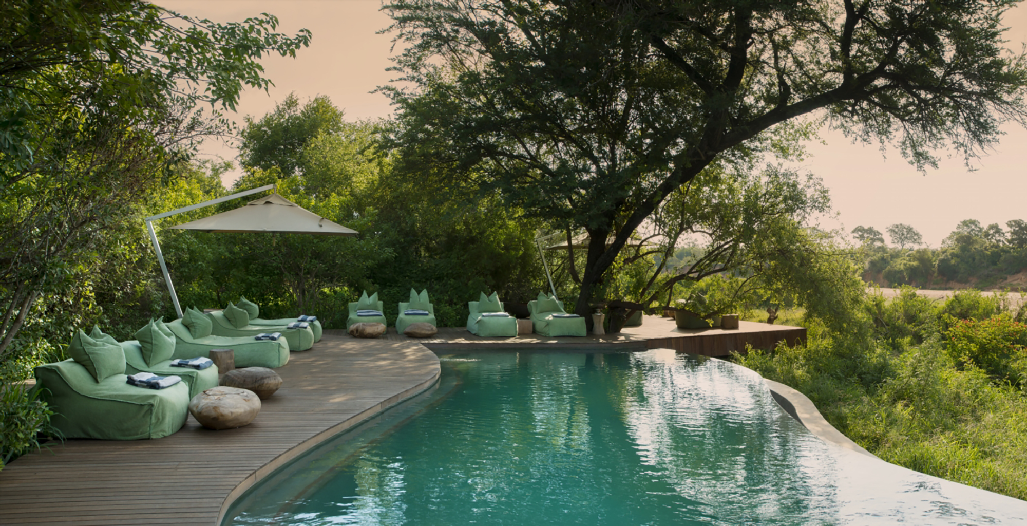South-Africa-Ngala-Tented-Camp-Pool