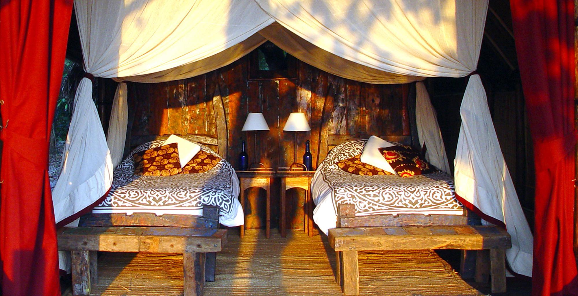 Tanzania-Greystoke-Mahale-Bedroom