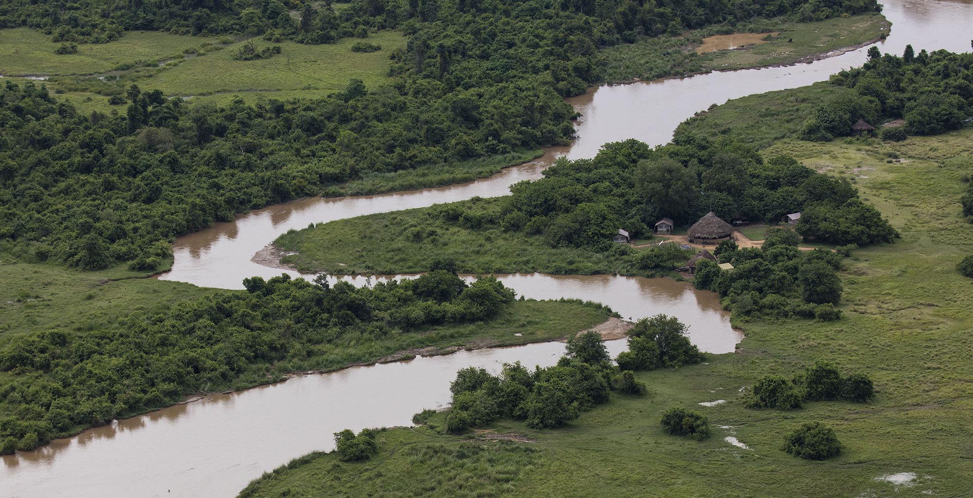 Democratic-Republic-of-Congo-Virunga-River