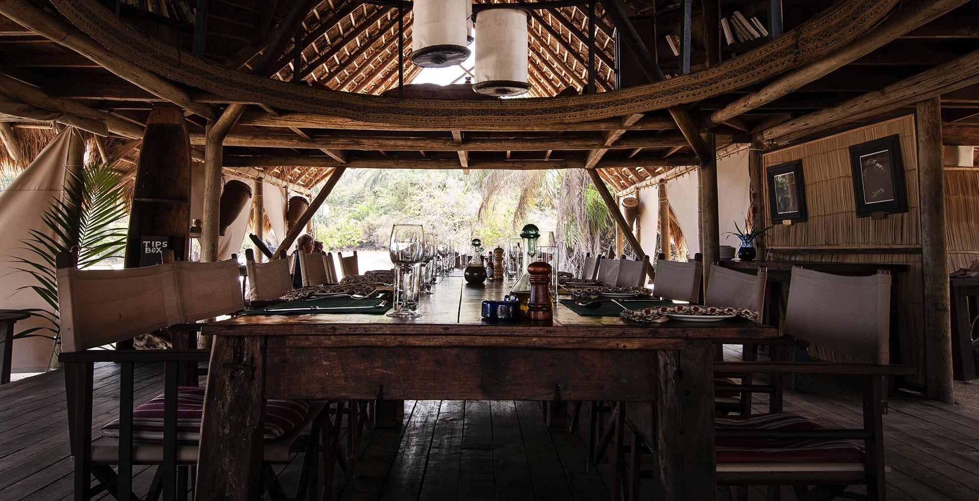 Tanzania-Greystoke-Mahale-Dining