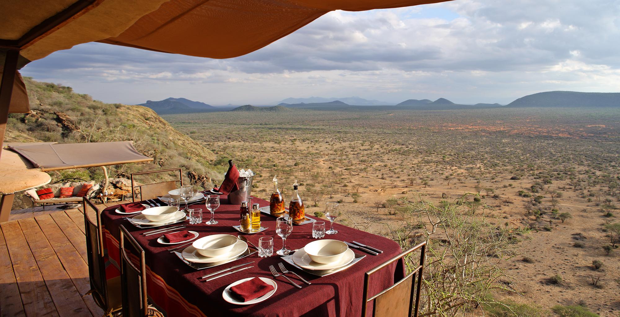 Kenya-Saruni-Samburu-Dining