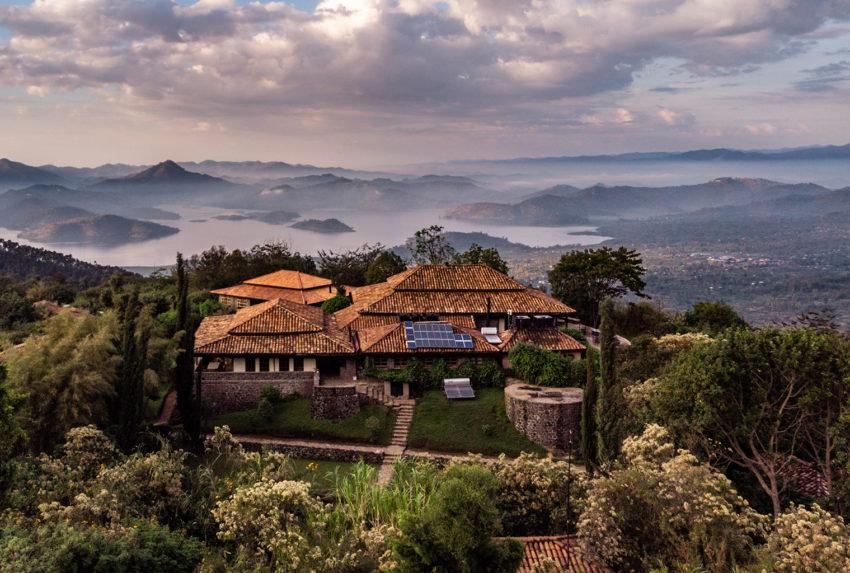 Rwanda-Virunga-Aerial