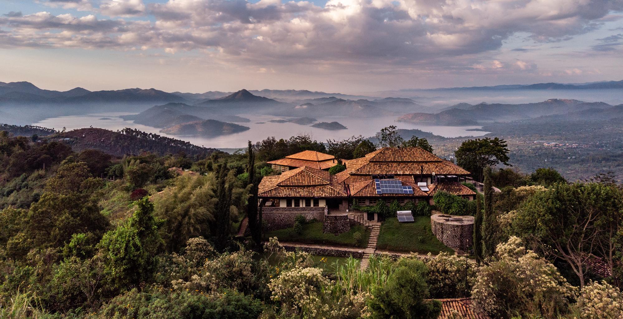 Virunga Safari Lodge In Volcanoes National Park Rwanda