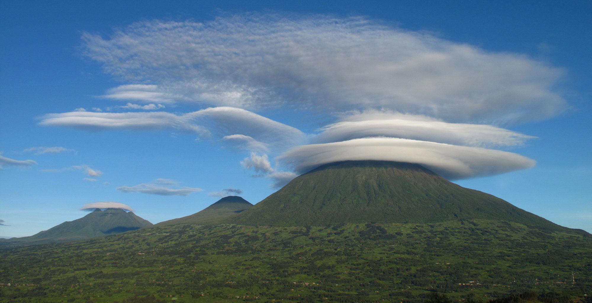 Rwanda-Virunga-View
