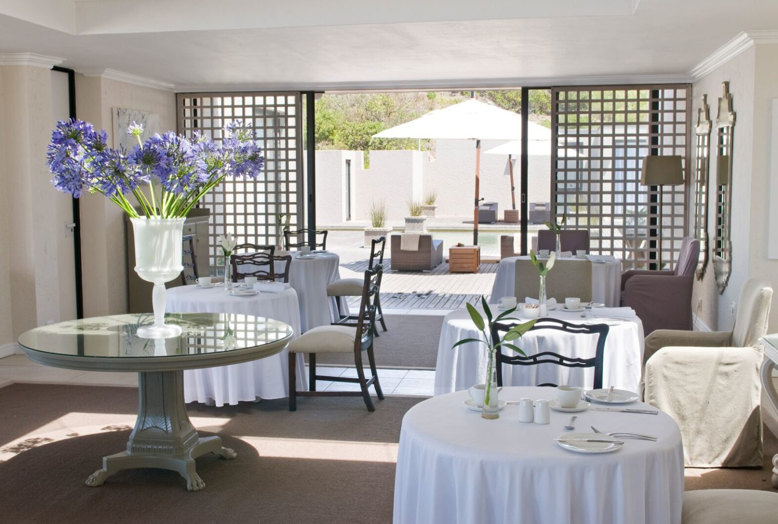 Plettenberg South Africa Dining