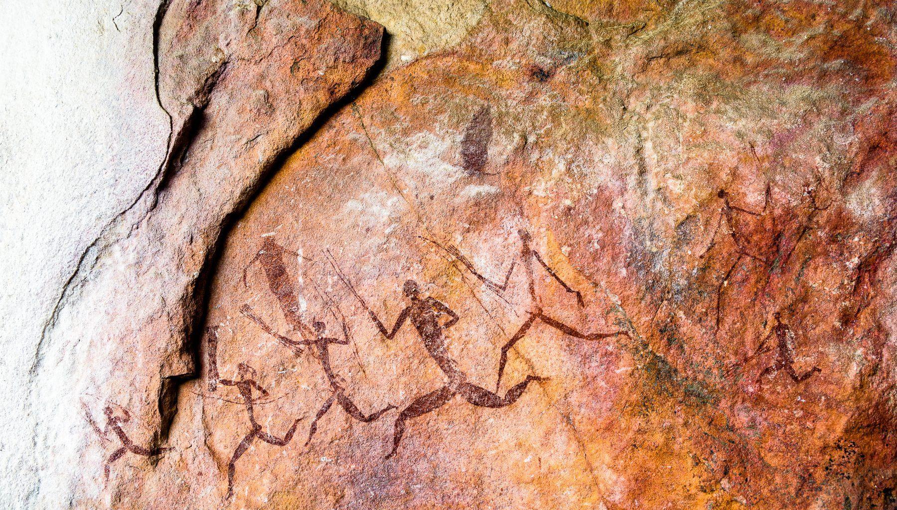 Zimbabwe-Malilangwe-Cave-Painting