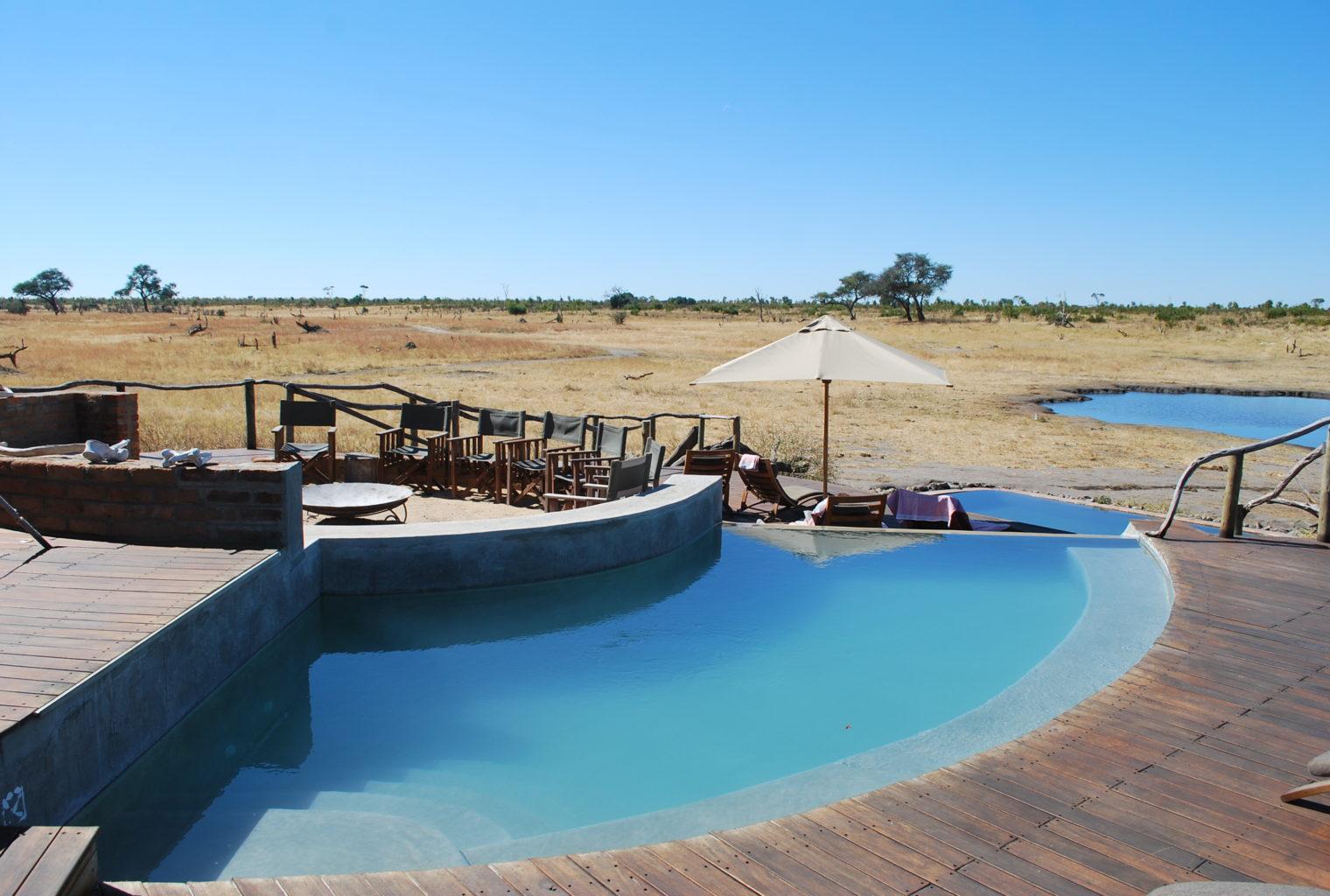 Somalisa Camp Zimbabwe Pool